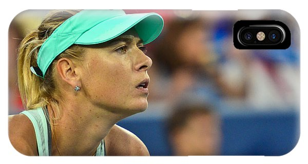 Maria Sharapova IPhone Case