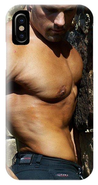 Marius   The Art Nude IPhone Case