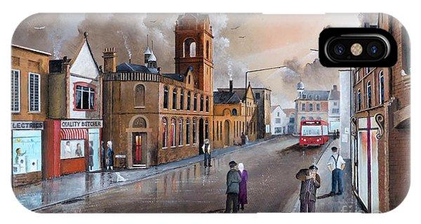 Market Street - Stourbridge IPhone Case