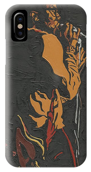 Martin Luther Mccoy IPhone Case
