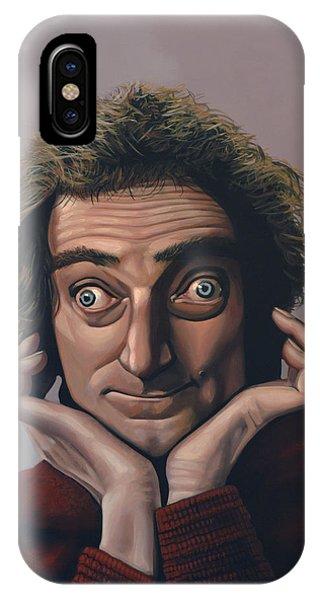 Marty Feldman IPhone Case