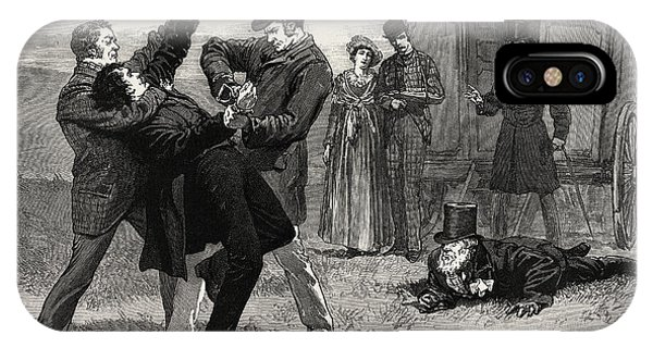 Matt Phone Case by Nash, Joseph (1809-78), English