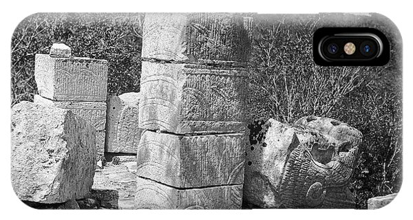 Mayan temple carvings photograph by american philosophical society