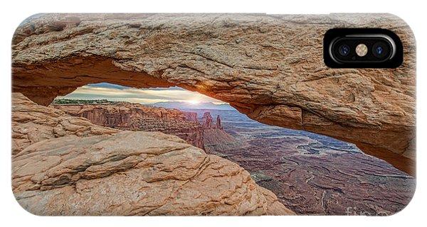 Michael iPhone Case - Mesa Arch Sunrise by Michael Ver Sprill