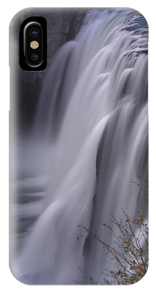 Mesa Falls IPhone Case