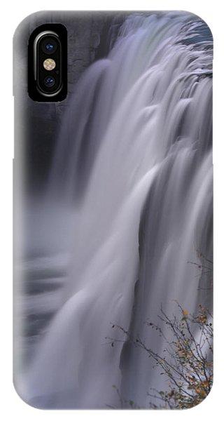 Mesa Falls IPhone Case