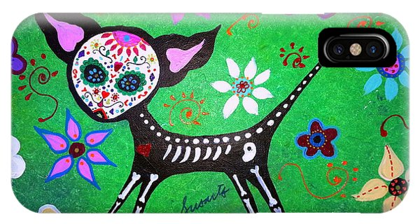 Mexican Chihuahua El Perrito IPhone Case