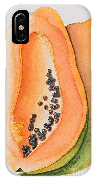 Mexican Papaya IPhone Case