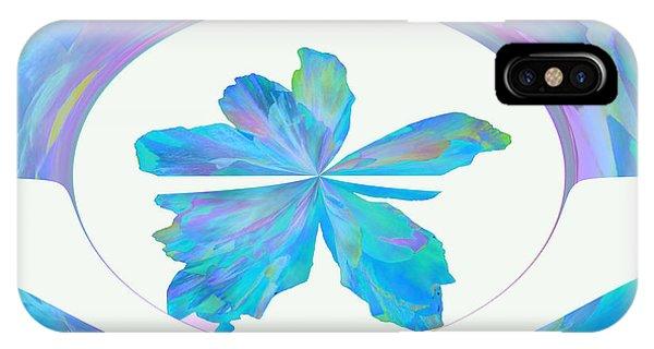 Mexico Hibiscus Series 10 IPhone Case