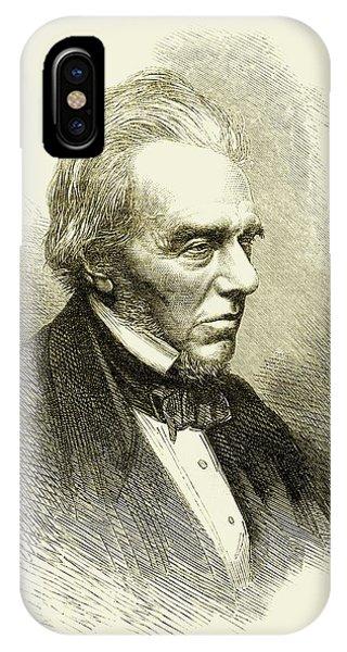 Michael Faraday IPhone Case