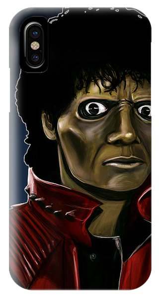 Michael Jackson Thriller IPhone Case