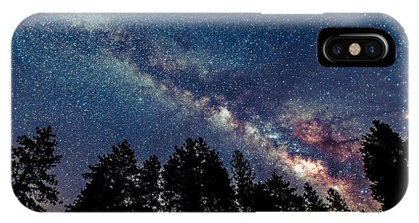 Milky Way Phone Case by Abe Blair