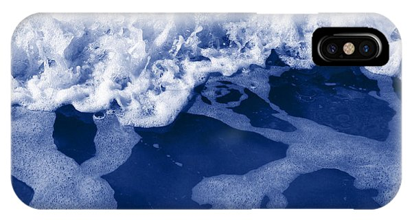 Tidal Waves iPhone Case - Mini Wave by Jorgo Photography - Wall Art Gallery
