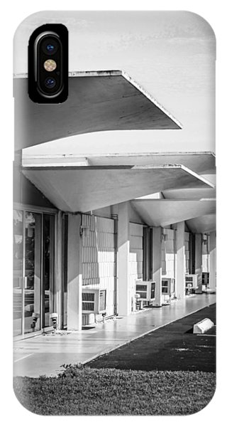 Monochrome Motel IPhone Case