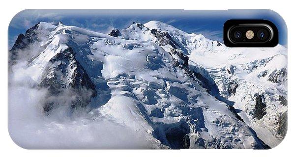 Mont Blanc - France IPhone Case