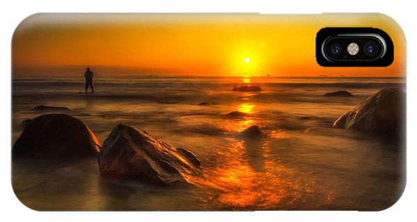 Montauk New York Summer Sunrise IPhone Case
