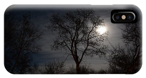 Moon Lit IPhone Case