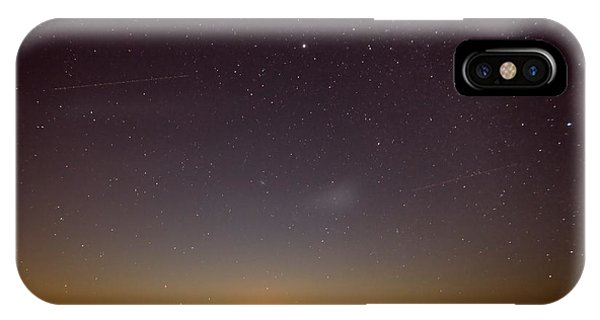 Moonrise On Tybee Island IPhone Case