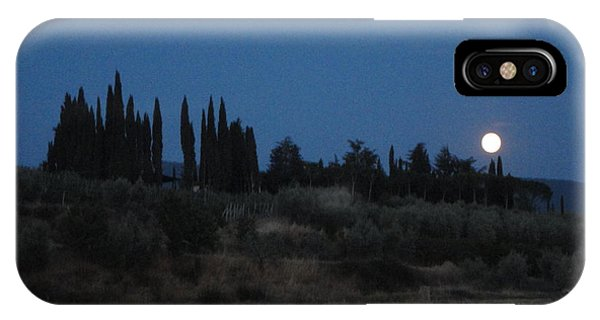 Moonshine In Arezzo IPhone Case