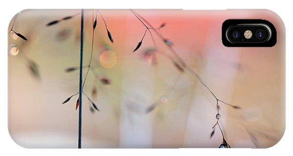 Drop iPhone Case - Morning Glow by Heidi Westum