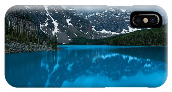 Morning Moraine IPhone Case