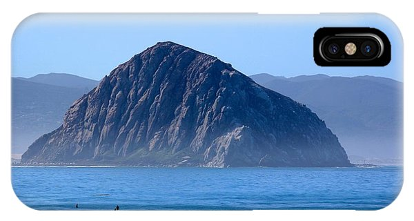 Morro Rock IPhone Case
