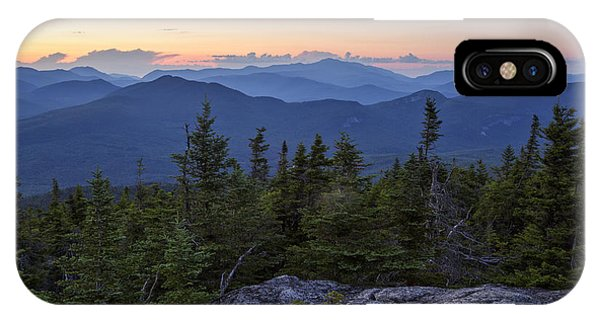Mount Chocorua Scenic Area - Albany New Hampshire Usa IPhone Case