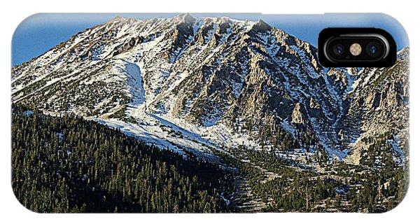 Mount Tom IPhone Case