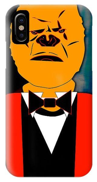 Mr Ape IPhone Case