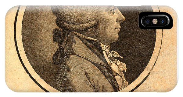 Mr. Blanchard, Living In Calais Phone Case by French School