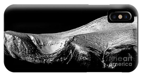 Mt Washington And Tuckerman Ravine IPhone Case