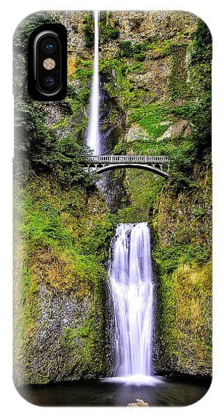 iPhone Case - Multnomah Morning Colors by Nancy Marie Ricketts