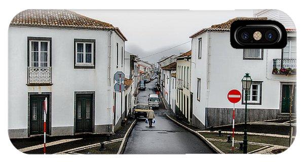 Municipality Of Ribeira Grande IPhone Case