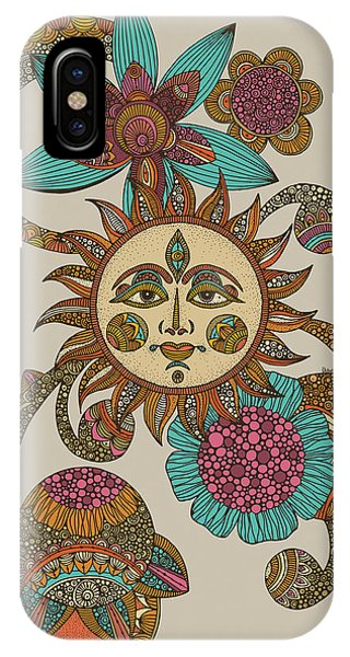 Sun iPhone Case - My Sunshine by Valentina