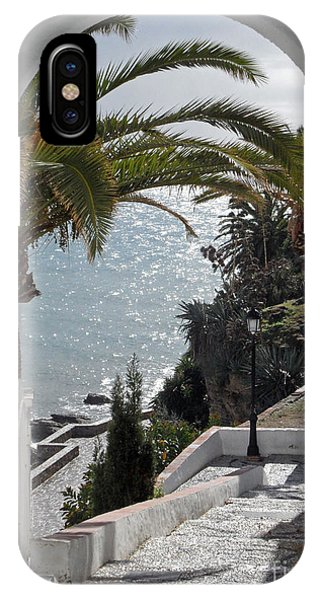 Nerja Archway IPhone Case