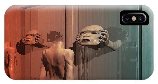 New Faces IPhone Case