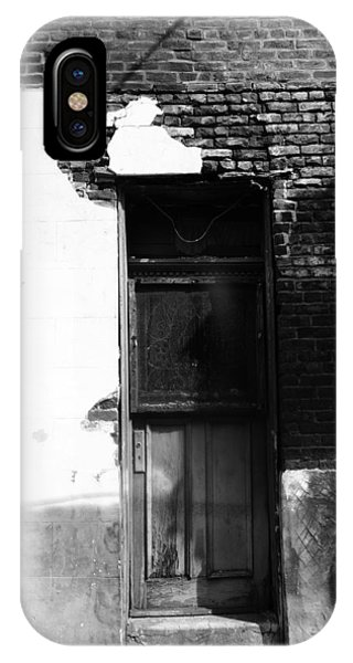 New Orleans Door IPhone Case