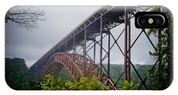 New River Bridge IPhone Case
