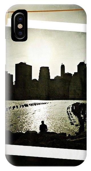 New York In June IPhone Case