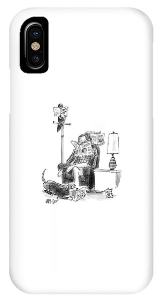 New Yorker June 15th, 1987 IPhone Case