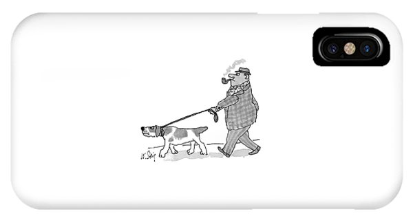 New Yorker November 15th, 1993 IPhone Case