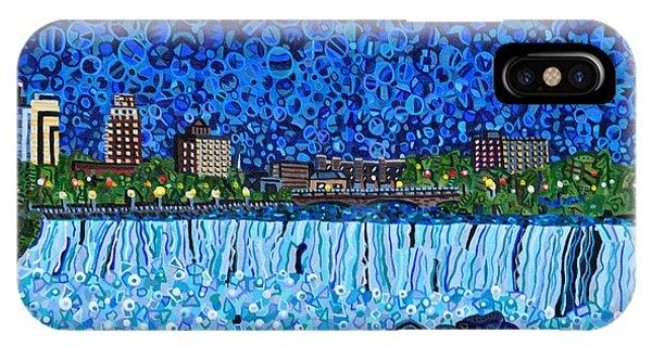 Niagara Falls Phone Case by Micah Mullen