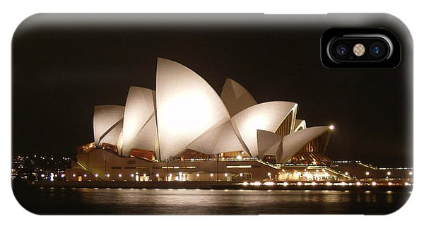Night At The Opera IPhone Case