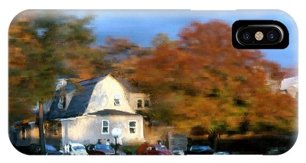 Northeastern Bible College IPhone Case