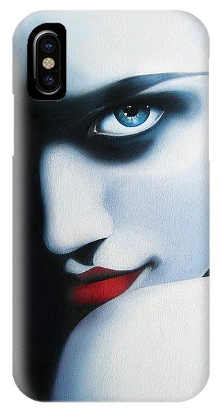 Obsession Phone Case by Newton Florentino