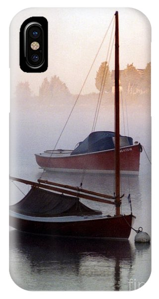 October Mist IPhone Case