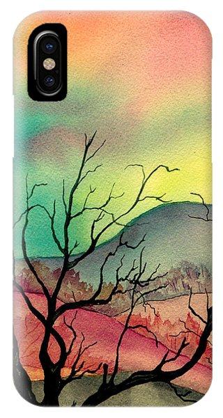 October Sky IPhone Case