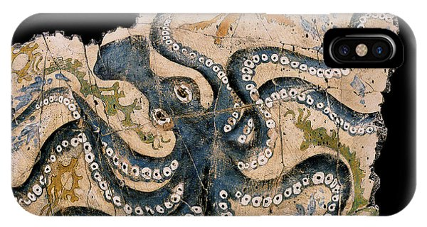 Bogdanoff iPhone Case - Octopus by Steve Bogdanoff