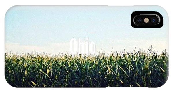 Ohio iPhone Case - Ohio by Natasha Marco