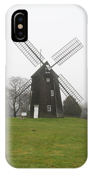 Old Hook Mill IPhone Case